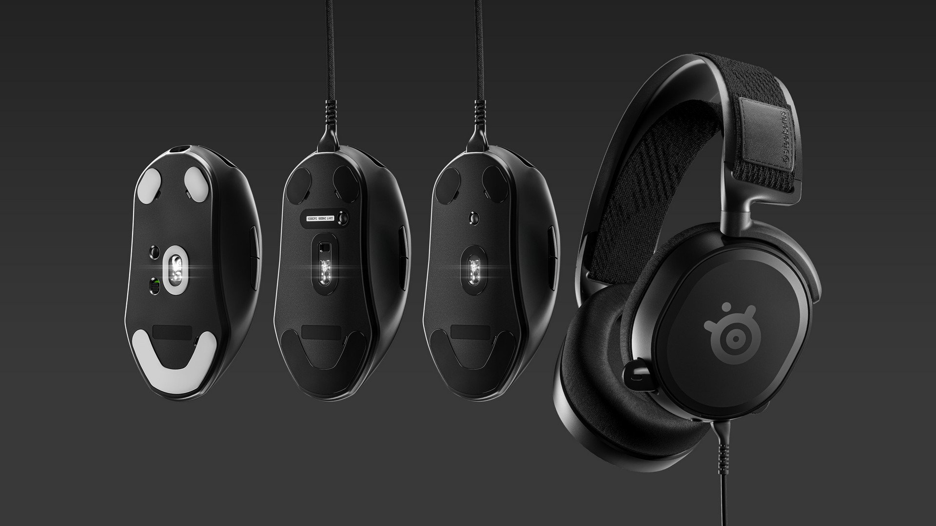 SteelSeries Introduces Prime