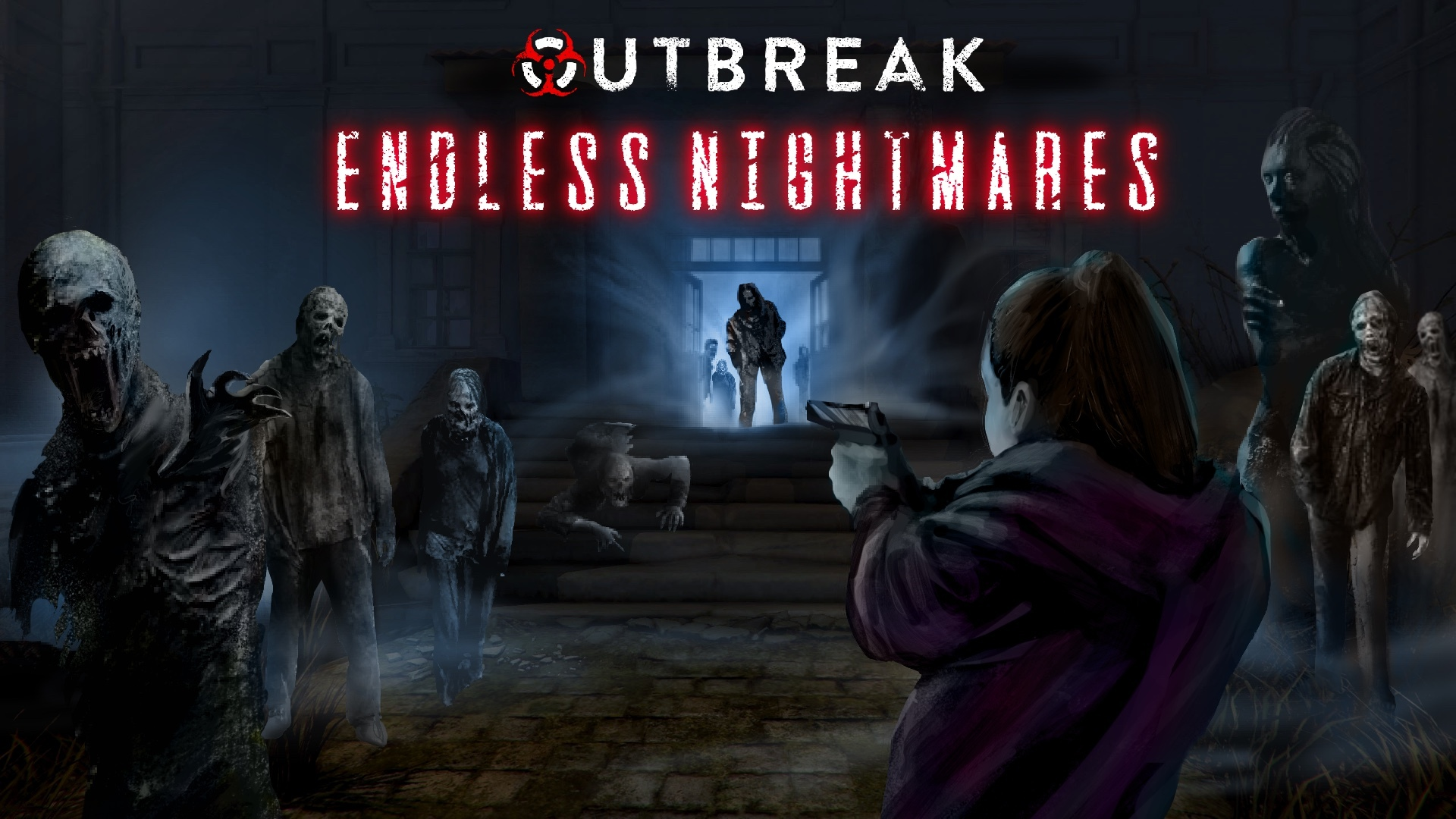 Outbreak: Endless Nightmares Is Out Now On Playstation 5, Xbox Series X|S, Nintendo Switch & Steam