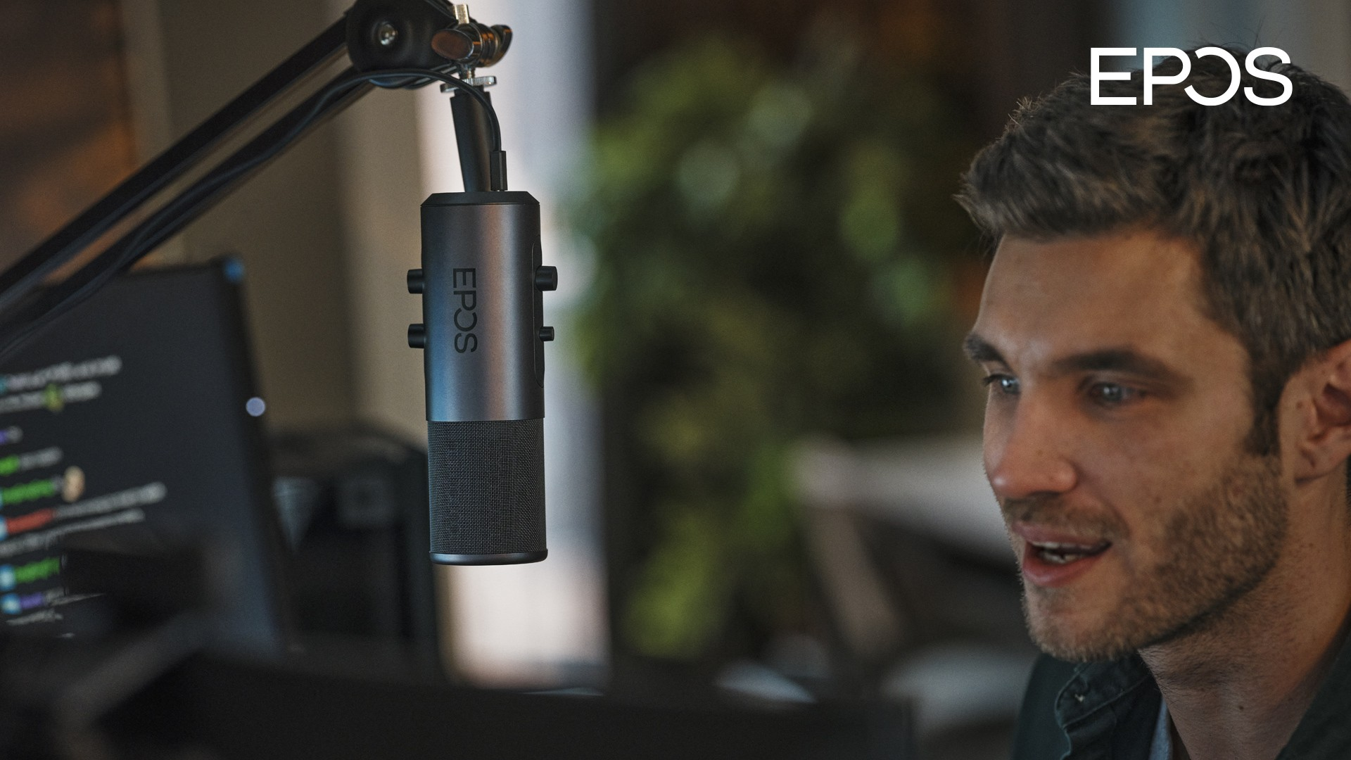 EPOS Delivers Studio Broadcast Quality With B20 Streaming Microphone for Gamers