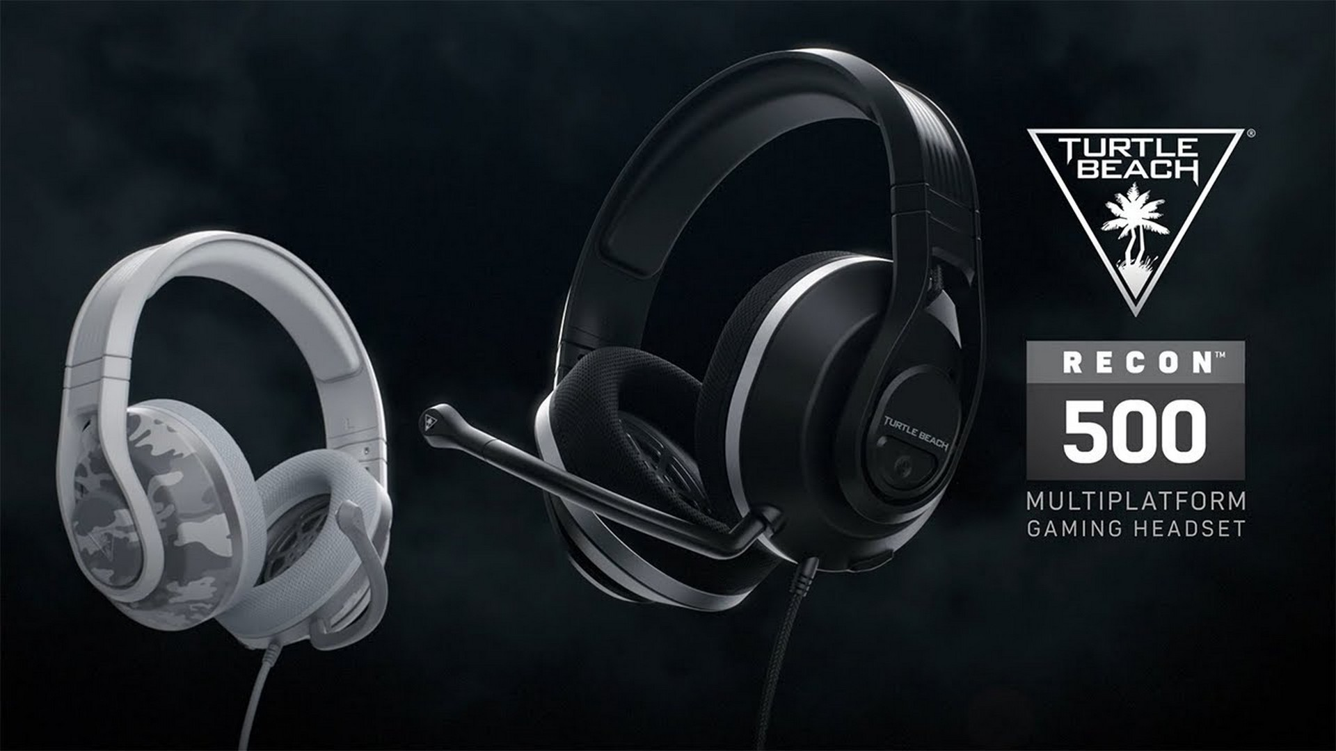 Experience A Revolution In Gaming Audio With Turtle Beach's All-New Recon 500 Gaming Headset – Now Available At Australian Retailers