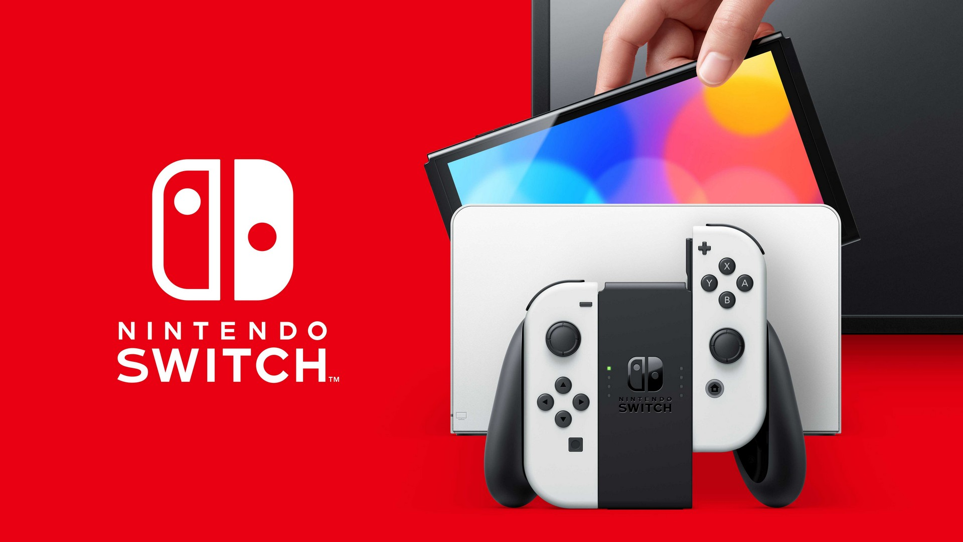 Nintendo Announces Nintendo Switch (OLED Model) With A Vibrant 7-Inch OLED Screen – Launching On 8th October