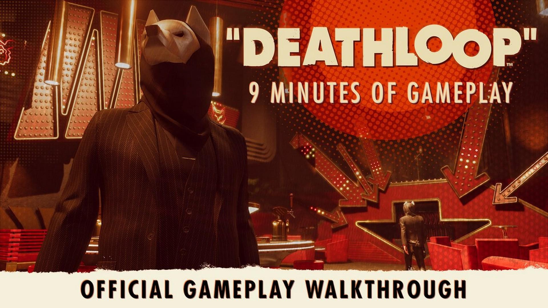 New DEATHLOOP Gameplay Walkthrough Revealed At Sony State of Play