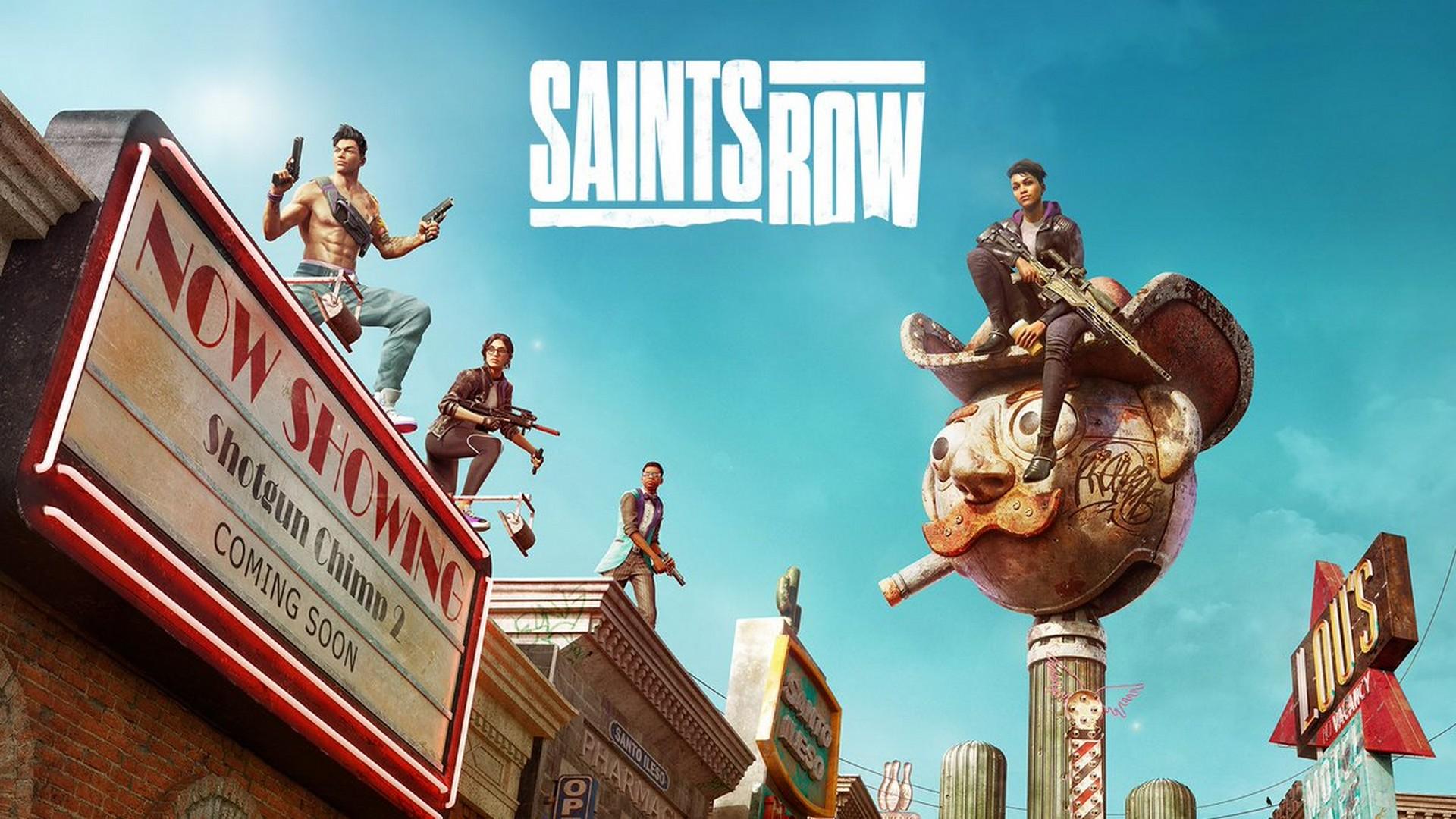 Saints Row: Take A Trip Around The Rich, Vibrant City Of Santo Ileso