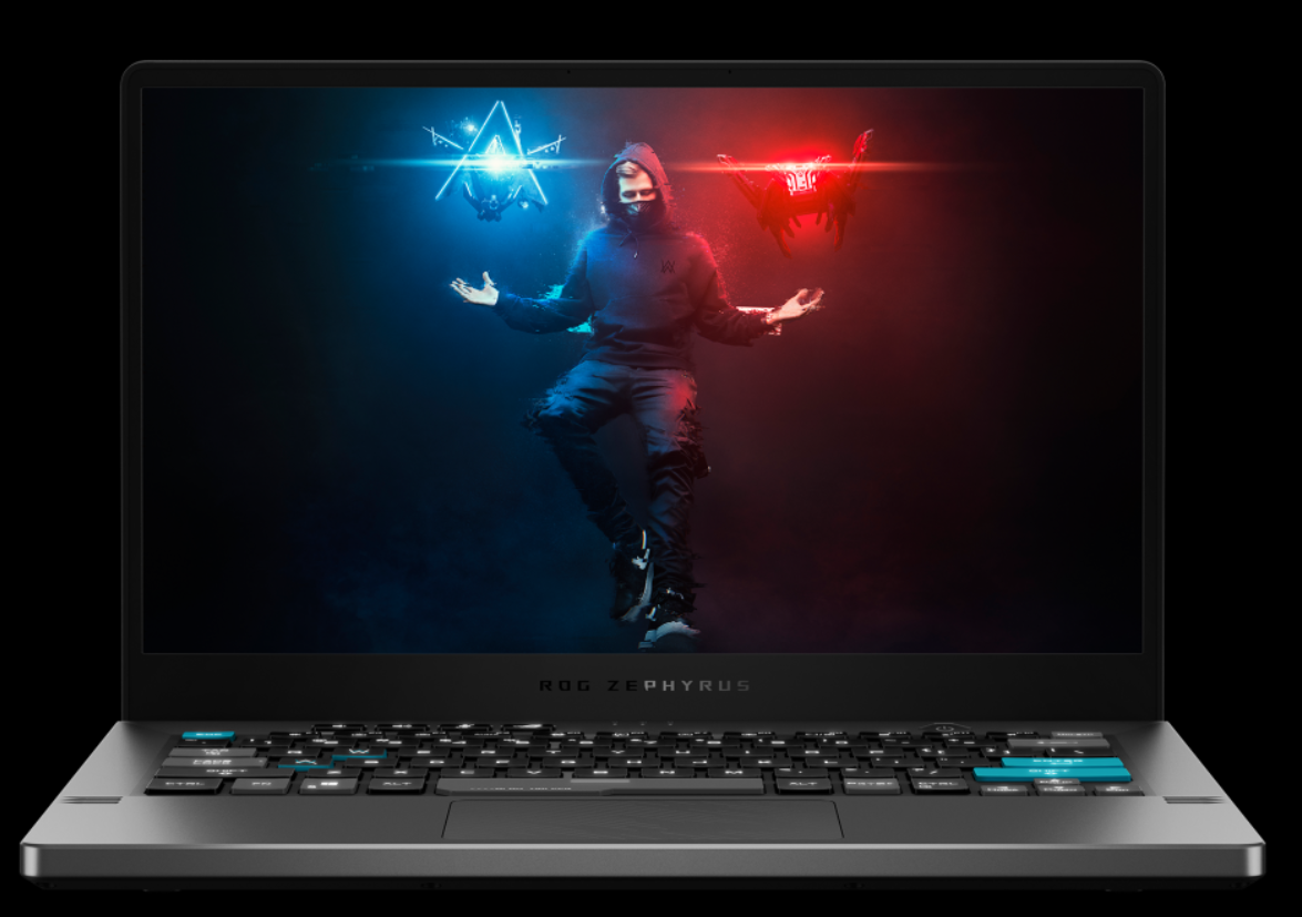 ROG Zephyrus G14 Alan Walker Special Edition Harmonises Tech and Music