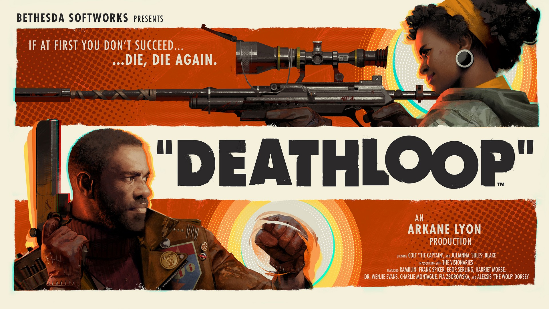 Future, Madison Beer & Steve Aoki Celebrate The Launch Of DEATHLOOP With Covers Of The Game's 'Déjà Vu' Soundtrack