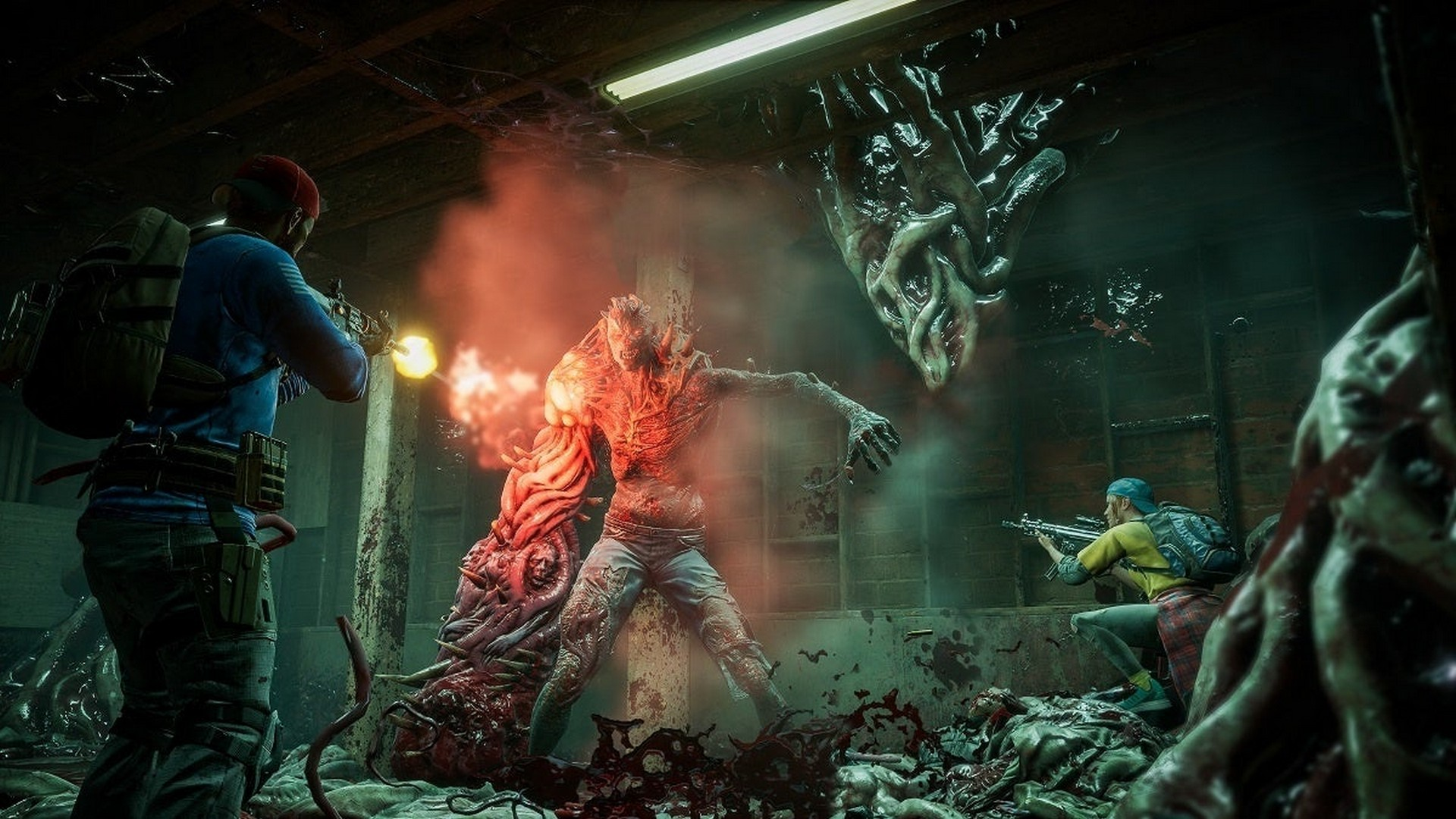 New Back 4 Blood Campaign Trailer Spotlights The Monumental Battle Awaiting The Cleaners
