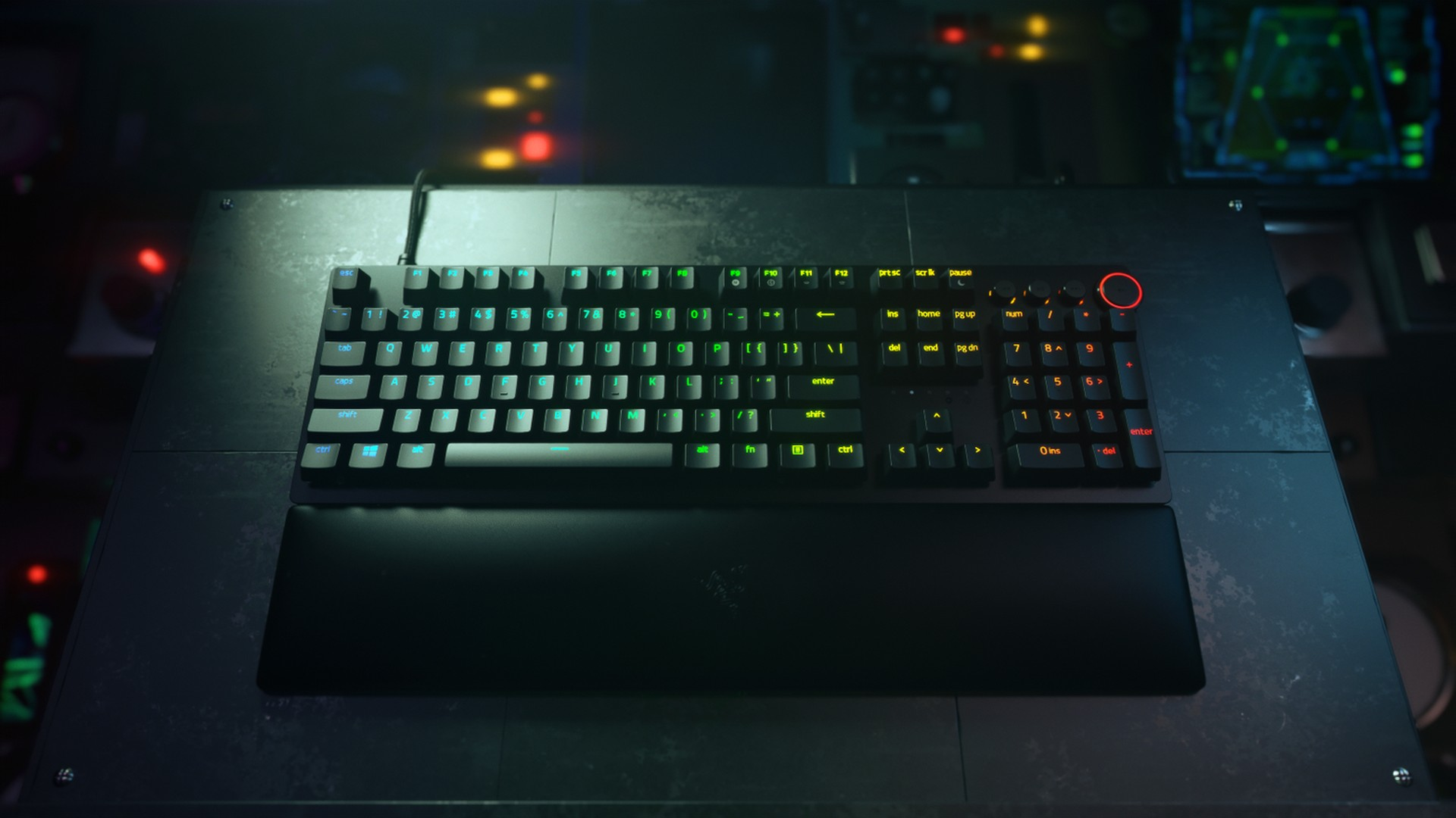 Meet The World's Fastest Keyboard – The New Razer Huntsman V