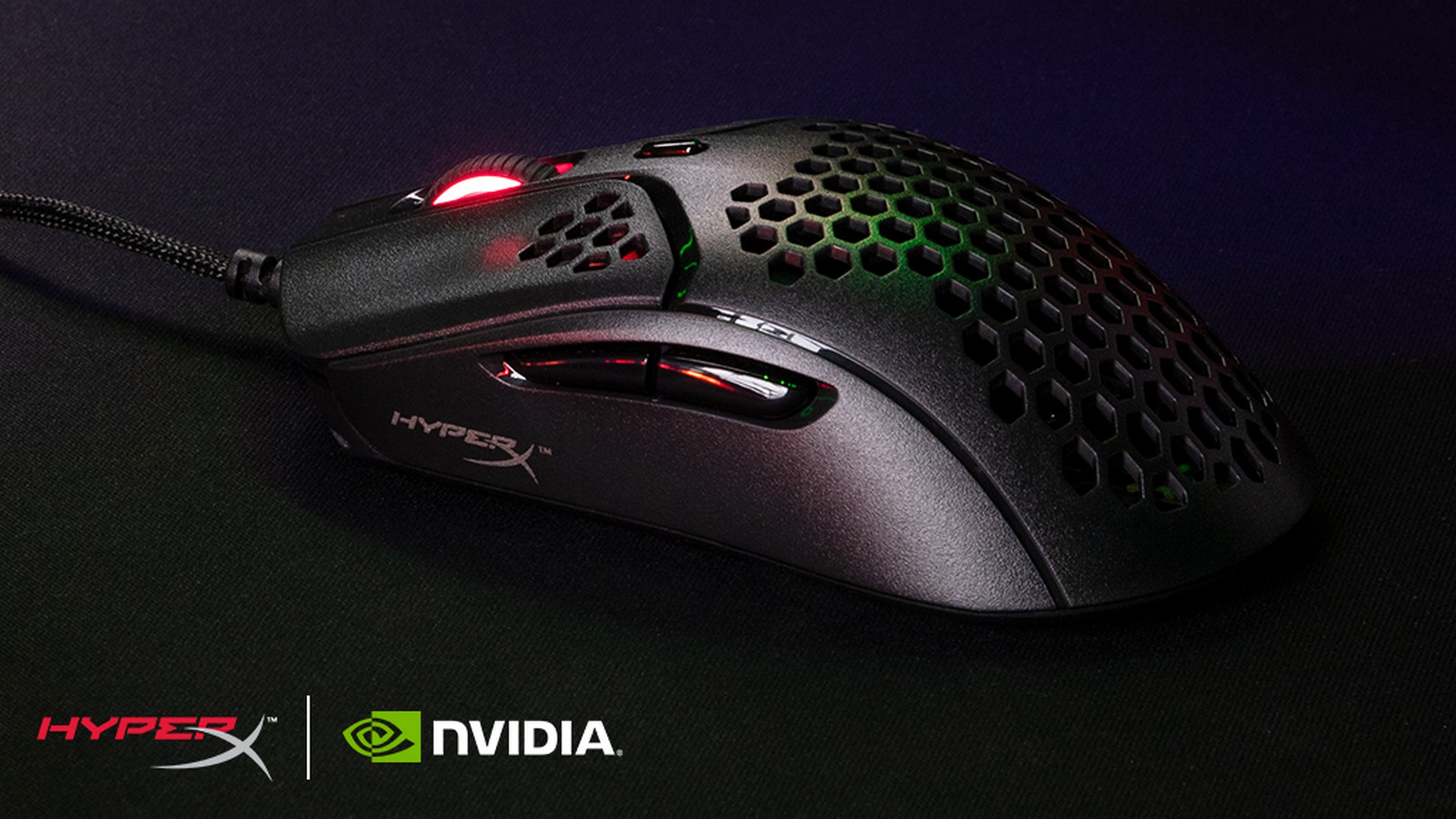 HyperX Pulsefire Haste Gaming Mouse Now Compatible with NVIDIA Reflex